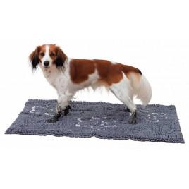 Köpek Paspası Super Emici 100x70 Cm Gri