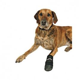 Köpek Patiği , Neopren , 2 Adet , M , Siyah