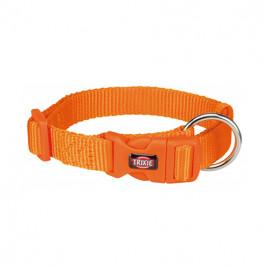 Köpek Premium Boyun Tasması M-L Turuncu