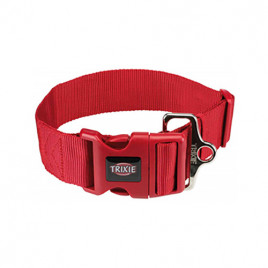 Köpek Premium Boyun Tasması S Kırmızı