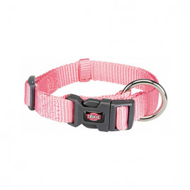 Köpek Premium Boyun Tasması S-M Flamingo