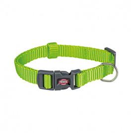 Köpek Premium Boyun Tasması S-M Yeşil