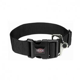 Köpek Premium Boyun Tasması Xxs-Xs Siyah