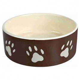 Köpek Seramik Mama ve Su Kabı 0,8lt, 16cm