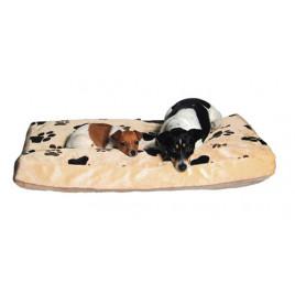 Köpek Yatağı, 70x45 Cm, Bej Açık Kahve
