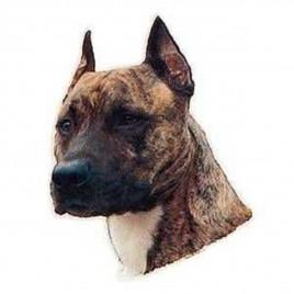 St-Stafford Terrier Sticker 1 Adet