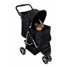 Köpek ve Kedi Arabası 47x100x80 Cm, Siyah