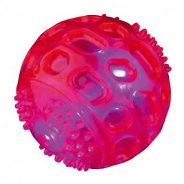 6,5 Cm Işıklı Termoplastik Kauçuk Top