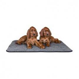 Köpek&Kedi Isı Tutan Yatak 60X40 Cm Gri