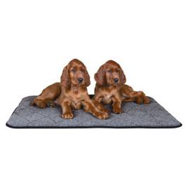 Köpek&Kedi Isı Tutan Yatak 90x70 Cm Gri