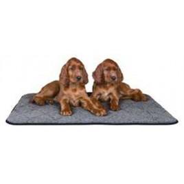 Köpek&Kedi Isı Tutan Yatak 70x50 Cm Gri