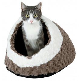 Pet Yatağı 35x26x41 Cm Gri-Bej