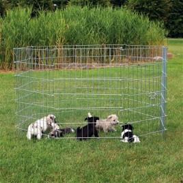 Yavru ve Küçük Köpek Açık Hava Oyun Alanı