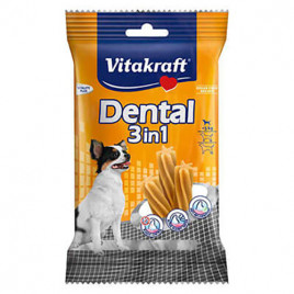 Köpek Naneli+Çinko Diş Bakım Ödülü 3'lü Xs